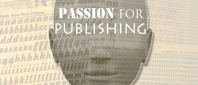 Passion for Publishing