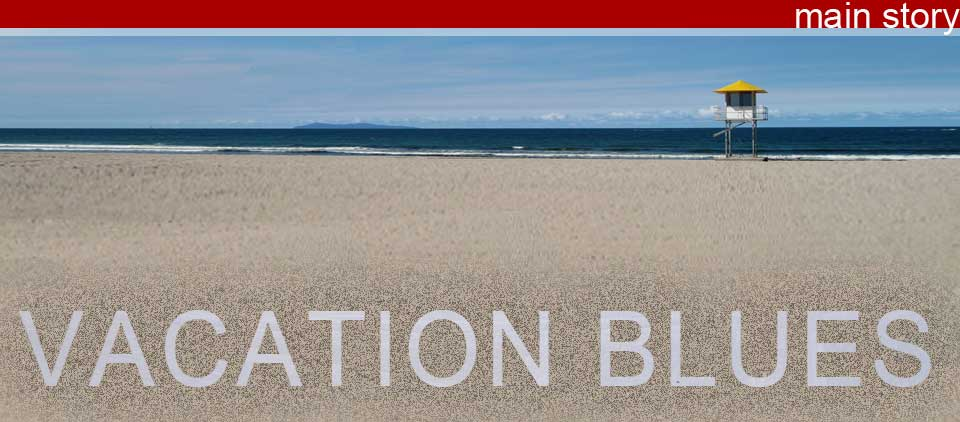 7 ways to beat the post vacation blues