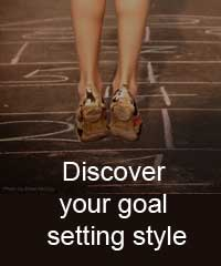 Discover your goal setting style